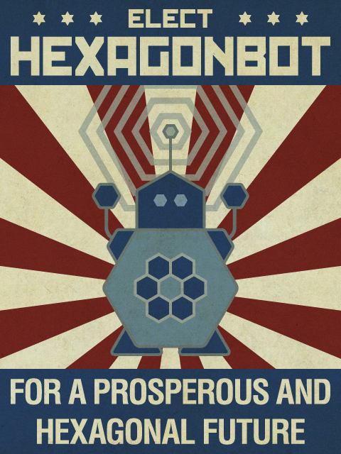 Elect Hexagonbot