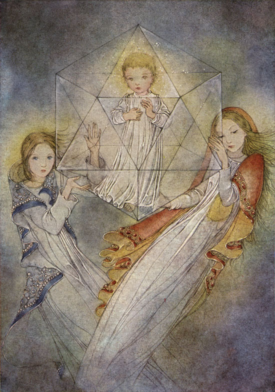 """Sulamith Wulfing - """"The Crystal"""" 