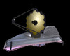 Artist's impression of the James Webb Space Telescope after deployment